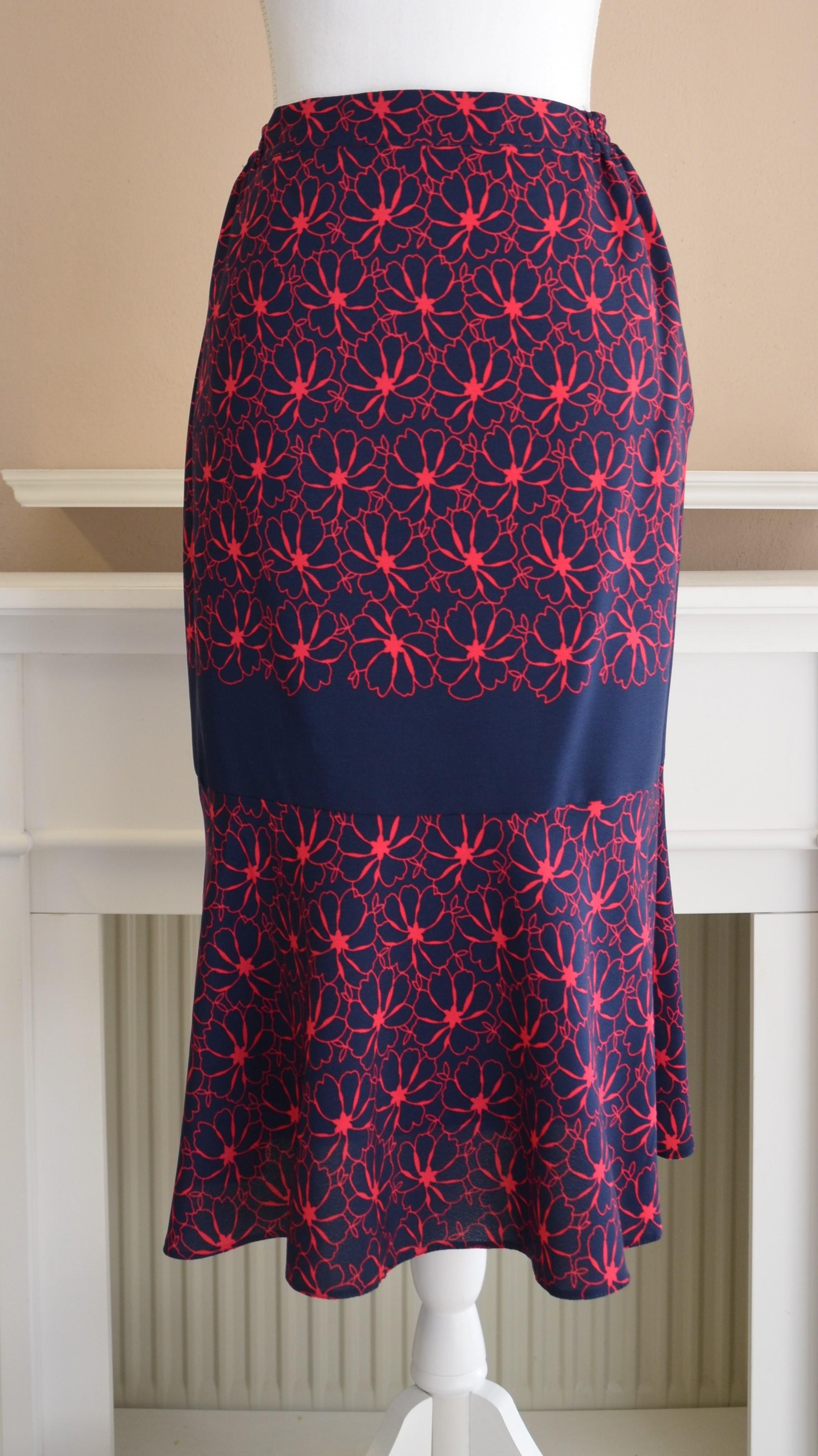 3-teiliges Kleid