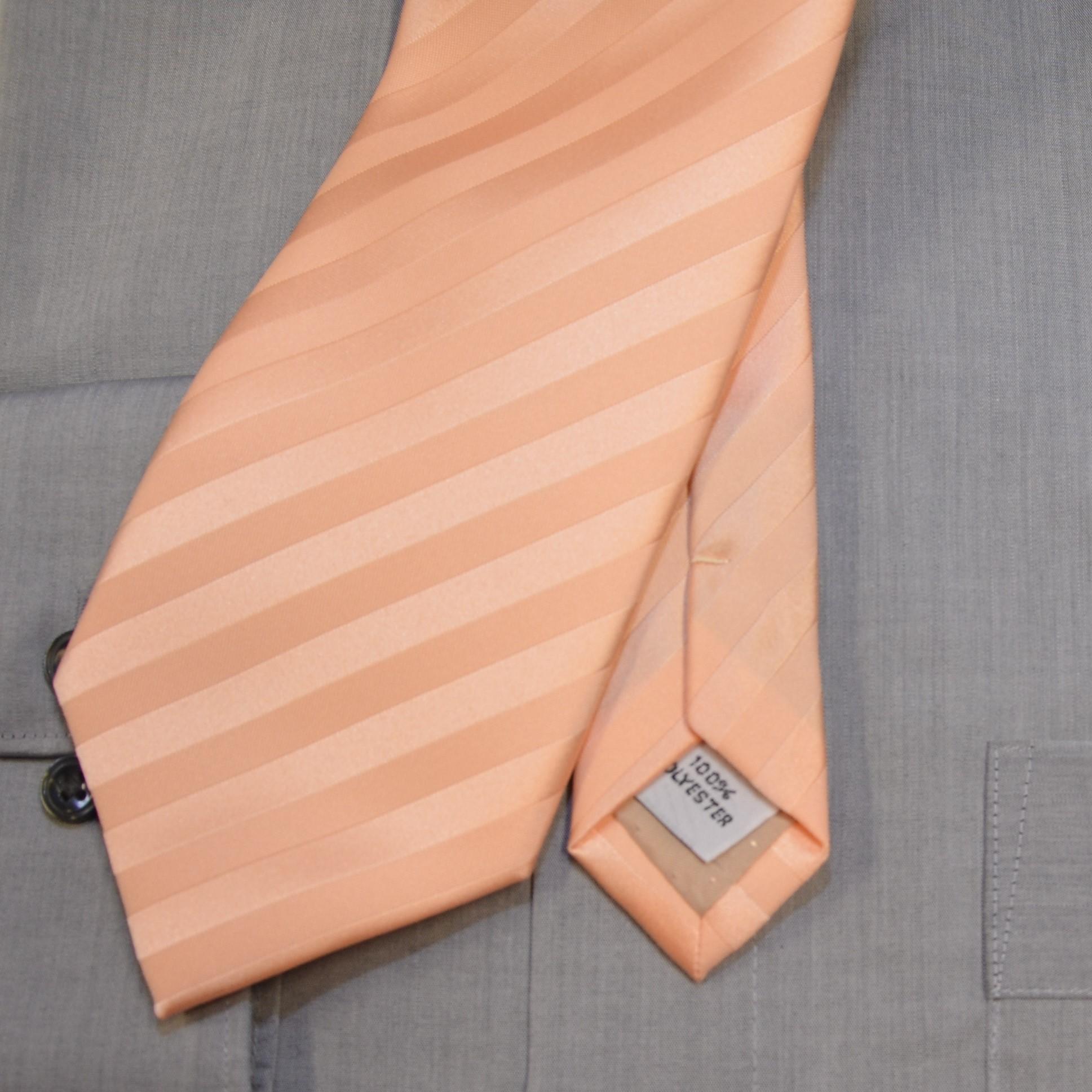 Krawatte lachs