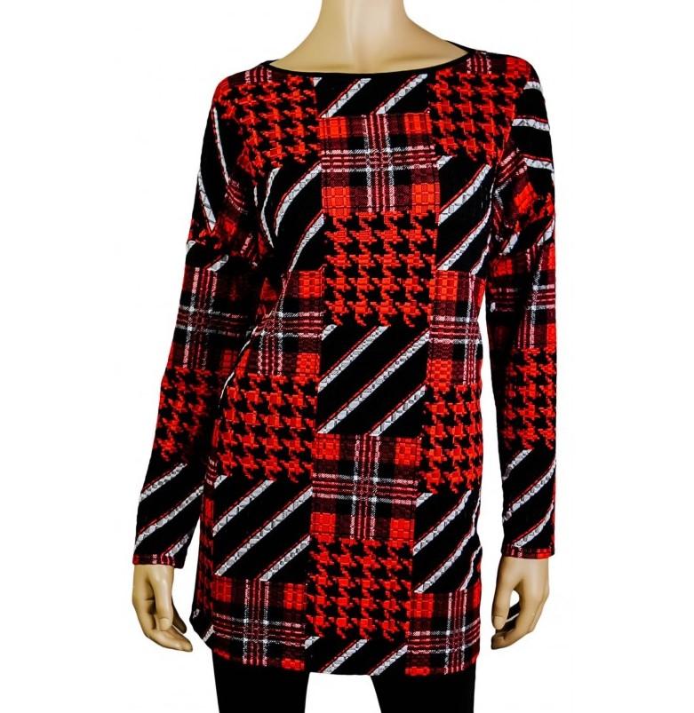 Warmer Long-Pullover