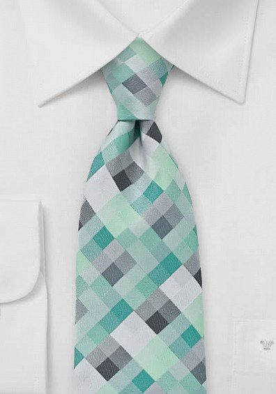Krawatte Viereck-Design