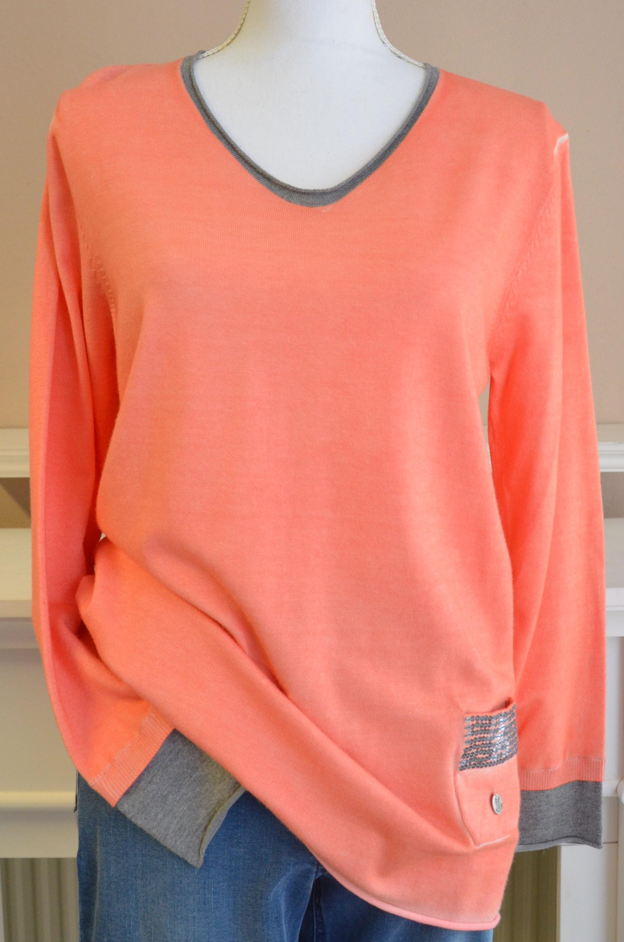 Sportiver Damen-Pullover
